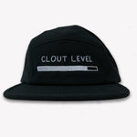 Clout Level Five Panel Cap