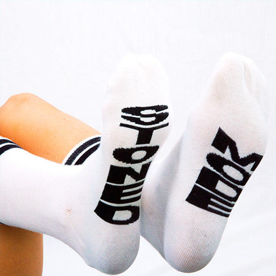 Stoned Mode Socks