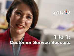 1 to 1: Customer Service Success