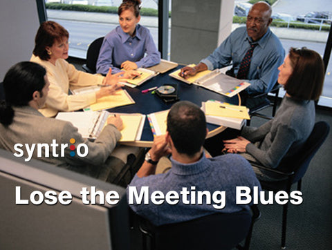 Lose The Meeting Blues