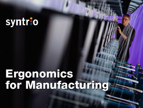 Ergonomics For Manufacturing