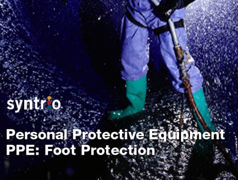 Personal Protective Equipment: Foot Protection