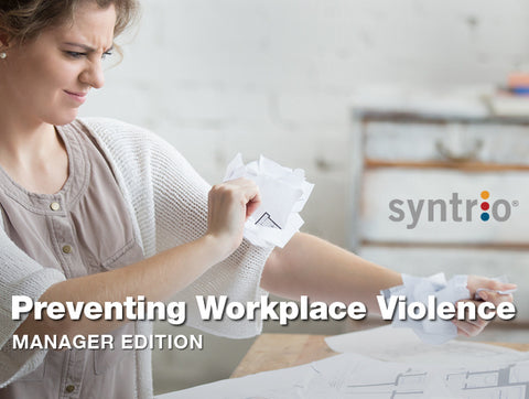 Preventing Workplace Violence: Manager Edition