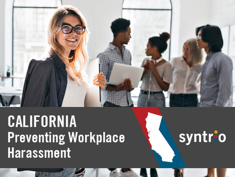 California Preventing Workplace Harassment