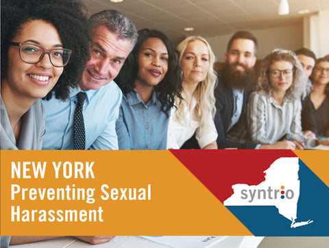 New York Preventing Sexual Harassment
