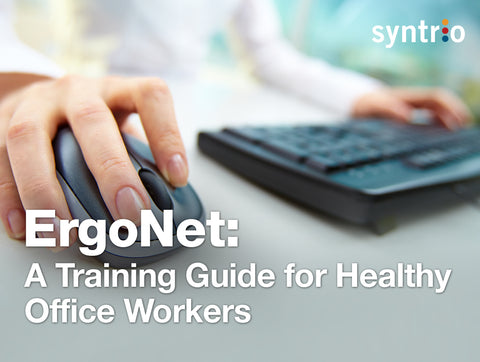 ErgoNet: A Training Guide for Healthy Office Workers