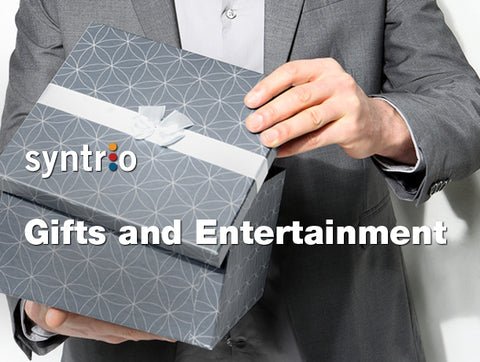 Gifts and Entertainment