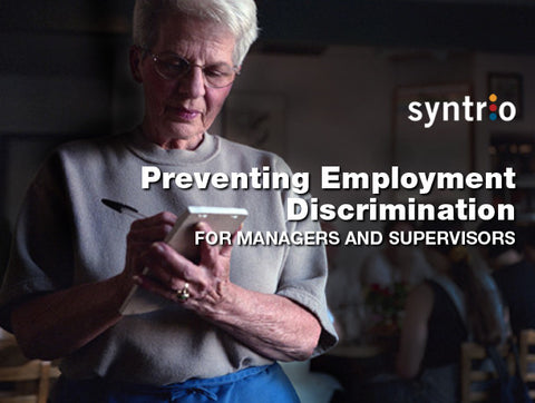 Preventing Employment Discrimination