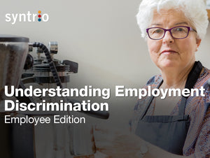 Preventing Employment Discrimination: Employee Edition