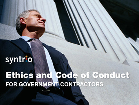 Ethics and Code of Conduct for Government Contractors