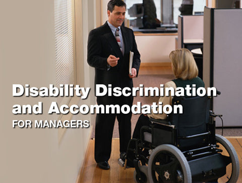 Disability Discrimination and Accommodation