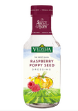 New All-Natural Raspberry Poppyseed Dressing (12oz)