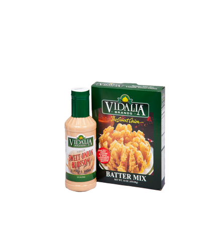 Blossom Sauce & Batter Mix Bundle