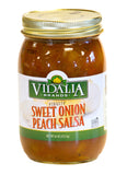 Sweet Onion Peach Salsa (16 oz.)