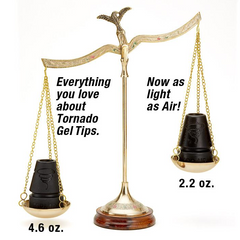 tornado air tips comparison with tornado GT tips