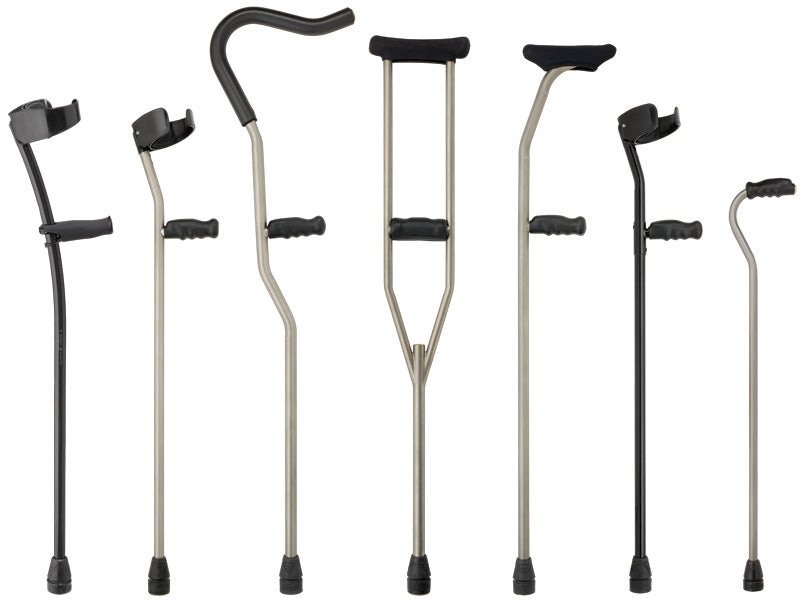 Fetterman Custom Made Crutches