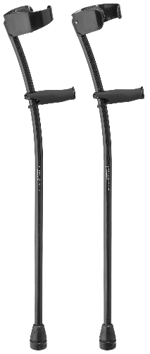 Order CUSTOM Black Phantom Ultra Lightweight Carbon Fiber Crutches - Thomas Fetterman Inc.