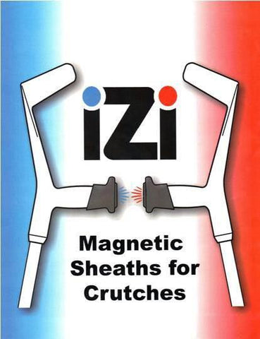 IZI Magnetic Sheath Standing Crutch Lock