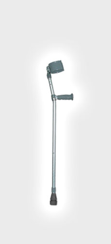 Lofstrand Heavy Duty Childs Adjustable Aluminum Forearm Crutches (pair) - Thomas Fetterman Inc.