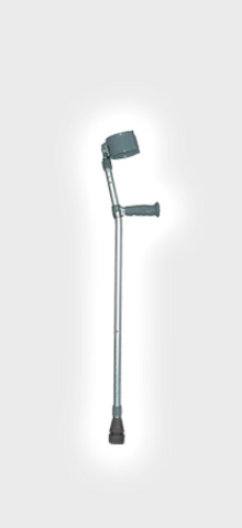 Lofstrand Heavy Duty Adjustable Aluminum Forearm Crutches (pair) - Thomas Fetterman Inc.