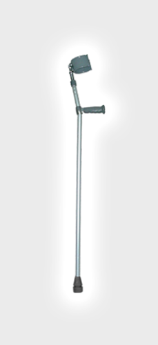 Lofstrand Heavy Duty Semi-Custom Aluminum Forearm Crutches
