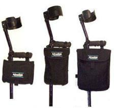 Advantage™ Crutch Bag Hands Free Carrying Bag - Thomas Fetterman Inc.