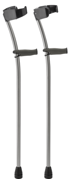 NEW! CUSTOM Lightweight Aluminum Crutches