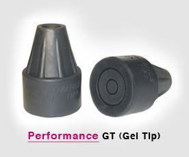Performance GT Gel Crutch Tips (pair)