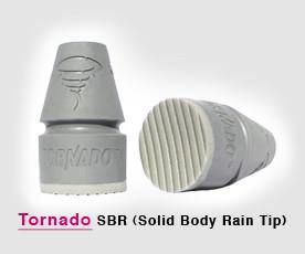 Tornado SBR (Solid Body Rain Tips) Clearance Item (pair)