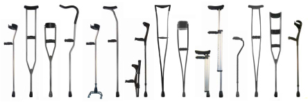 Fetterman Crutches