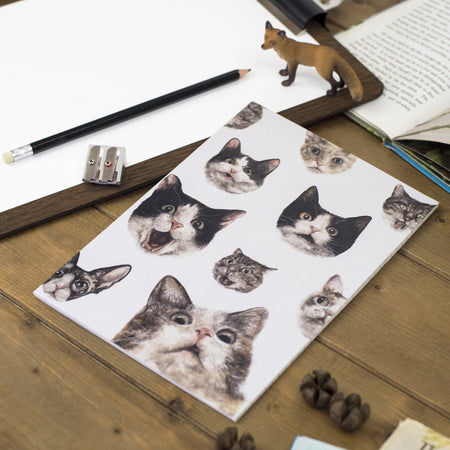 OMG Cat Notebook