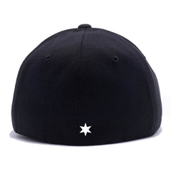 Fitted Logo Hat Concord