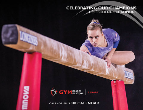 Celebrating  Our Champions - 2018 Calendar
