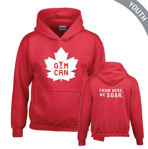 Youth We Soar Hoodie