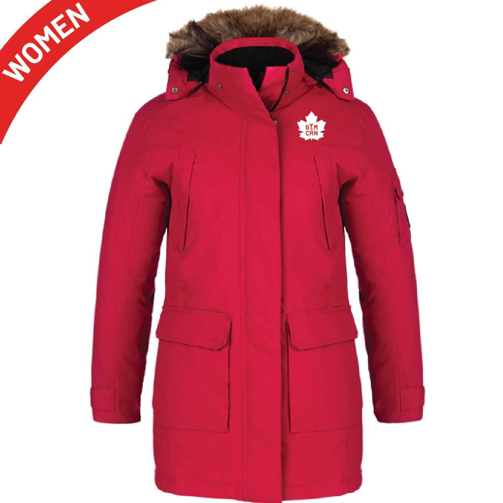 Women's Cold Weather Parka