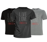 Live Love T-Shirt - Adult Only