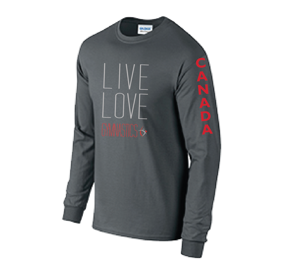 Live Love L/S - Youth