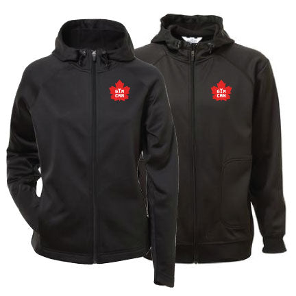 ATC™ Fleece Hooded Jacket - Adult