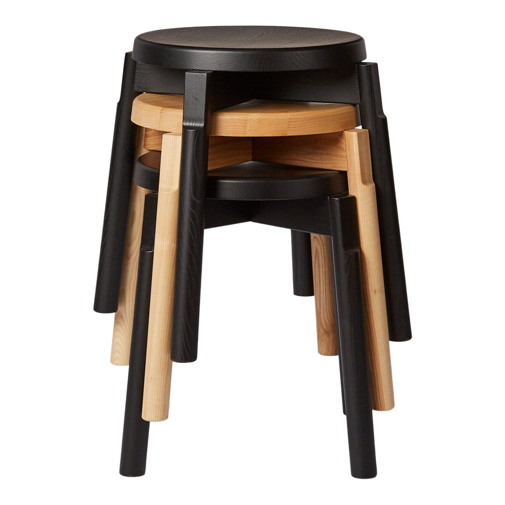 Barn Stool - Stacking