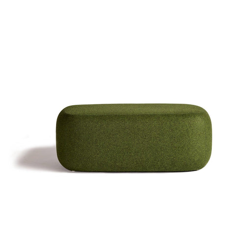 Pebble Ottoman - Medium