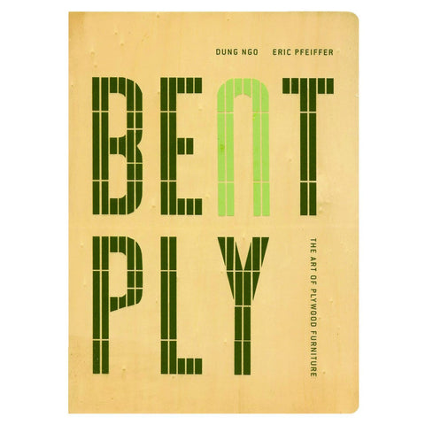 Bent Ply Book: The Art of Plywood Furniture