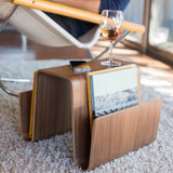 Saddlebag Table