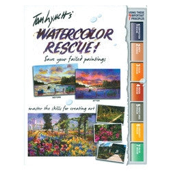 Book - Tom Lynch's Watercolor Rescue by Tom Lynch