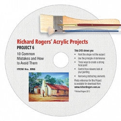 DVD - Richard Rogers - 10 Common Mistakes and How to Avoid Them