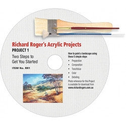 DVD - Richard Rogers - 5 Steps to Get You Started