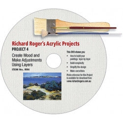 DVD - Richard Rogers - Create Mood and Make  Adjustments Using Layers