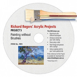 DVD - Richard Rogers - Painting without Brushes