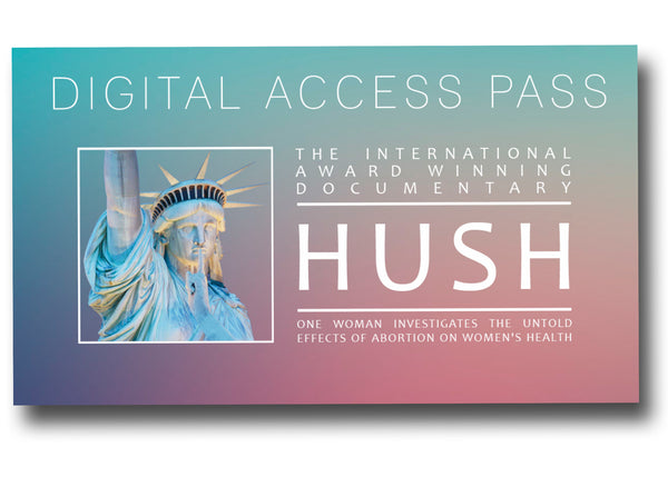 Hush Digital Access Cards Packs
