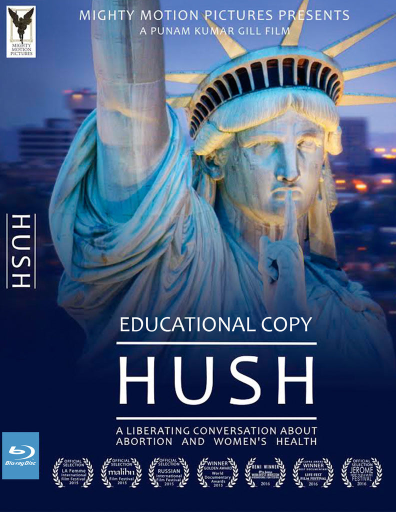 Educational Copy - Bluray Hush