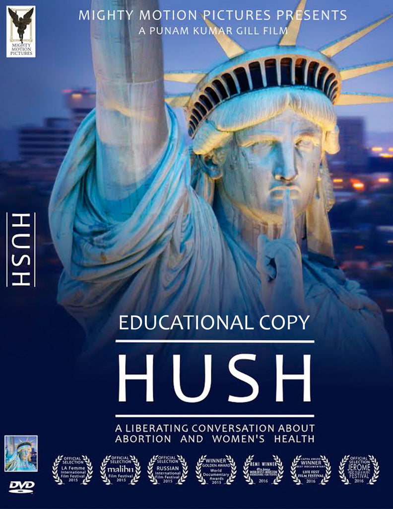 Educational Copy - DVD Hush